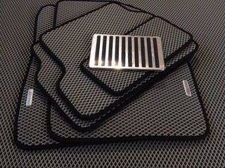 Резиновые авто коврики Нового Поколения Eva Drive  в салон и багажник! Изготовление , Decebal 80