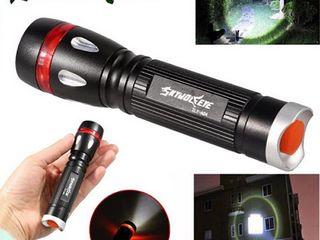 Lanterna SkyWolfEye CREE XML T6 LED Focus 3000 Lumen!