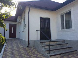 92.000 евро компактный дом в Ставченах, удачная планировка, 4 комнаты, камин, 6 соток земли.