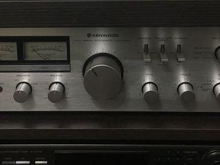 Kenwood KA-501 (1979 год)
