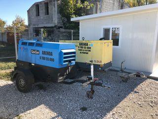 Arenda Generator 15-100kW
