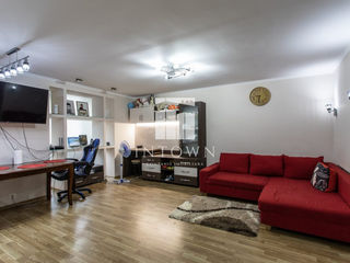 Botanica str.Prigoreni , 1 camera si living , 53 m2 ,euro reparatie