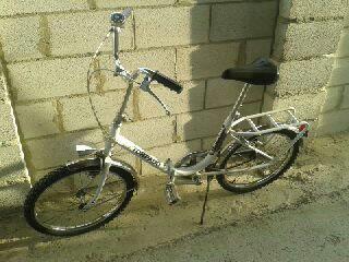 vind bicicleta.