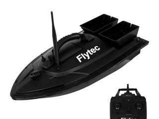 Прикормочный Кораблик GPS + эхолот + 2 аккумулятора + сумка!