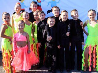 Studioul de dans Flamingo pentru copii