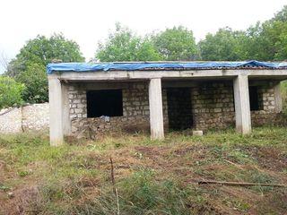 Casa in constructie, r. Straseni, s. Dolna