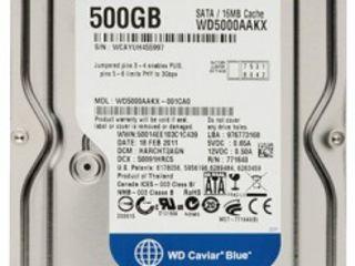 """HDD 60 GB 3.5"""" ATA,500GB 3.5"""" SATA"""