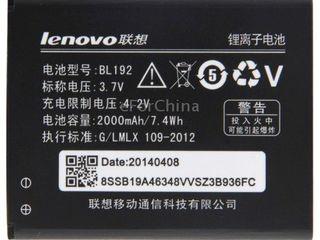 Аккумуляторы для Lenovo, Fly, Huawei, Orange, ZTE