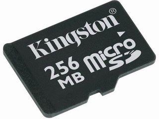Куплю б/у карты памяти microSD 256 Mb - 8 Gb