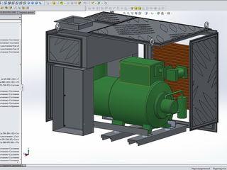 Чертежи и 3D модели на заказ