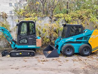 Excavator, swe20, миниэкскаватор