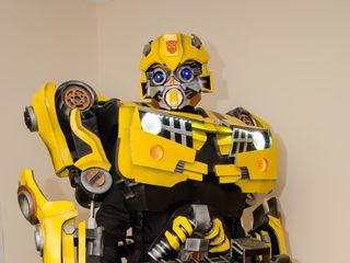 Liga roboților face spectacol/ Zi de nastere copii/ Cumetrii/ Ceremonii