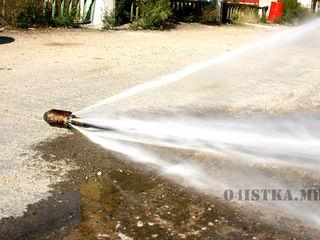 Masina de curatat canalizarea - Машина для чистки канализации md