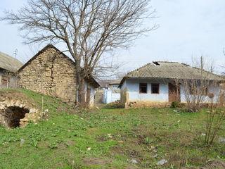 Orheiul Vechi.Butuceni,centru.188 metri spre Răut cu casă veche și teren 0,30 ha