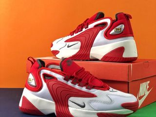 Nike Zoom 2K Red & White Unisex