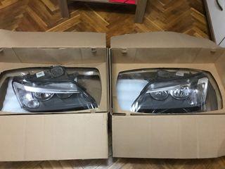 BMW X3 F25, передние фары