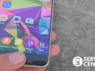 Samsung Galaxy A5 2017 (SM-A520FZKDSER)  Sticla sparta – o inlocuim indata!