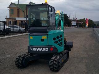 Mini excavator SWE40U