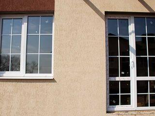 Красивые пластиковые двери и окна пвх ! Сделаем от 45- 70 евро 1m2! Ferestre usi PVC la comanda !