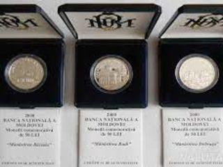 Cumpăr monede comemorative