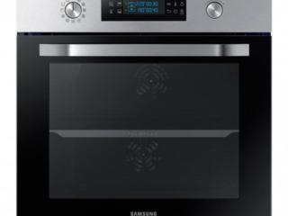 Духовка Samsung NV66M3531BS/WT  встраиваемая/ серебристый