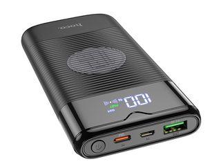 Wireless Power Bank de la firma Hoco. 5.000 mAh - 50.000 mAh Cel mai bun pret/calitate. Garantie!