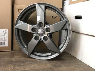 Продам 4 новых диска Rial Kodiak Graphit 5x114.3 R16 (Dacia, Renault , Nissan )