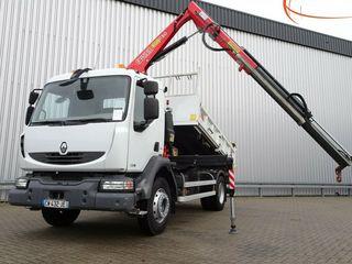 Renault Midlum 13.220 DXI