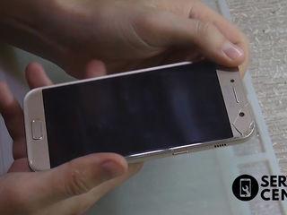 Samsung Galaxy A5 2017 (SM-A520FZKDSER)  Стекло разбил, пришел, заменил!