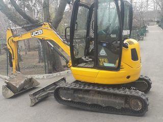 Miniexcavator JCB 8030 a.f 2013
