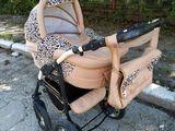 Продам коляску 2 в 1 зима лето