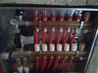 Instalatii si sisteme de incalzire /  Instalații și sisteme de încălzire / Системы отопления