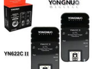 TTL триггеры yongnuo yn-622c ii - второе поколение  !!! новинка