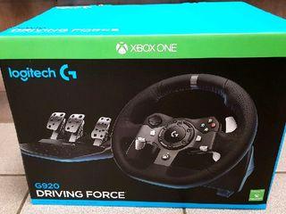 Logitech G920  PC/XboxOne