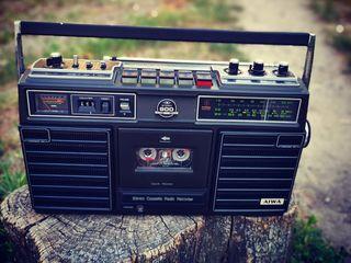 AIWA TPR-900  1970 Stare impecabila Totul este functional.