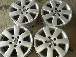 Диски Audi.VW Caddy. Passatb-6.Sharan.Touran.Golf.Skoda  R-15, R-16.R-17(5x112)
