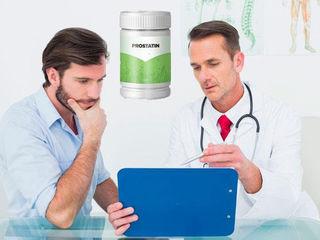 Prostatin — lovitură dublă în prostatită