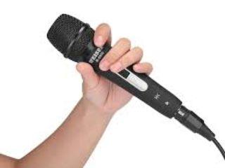 Microfon. Nou. 250 lei