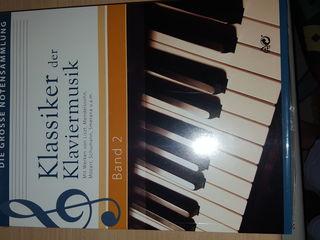 Carte de Muzica pentru pian
