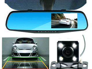 Видерегистратор зеркало videoregistrator oglinda