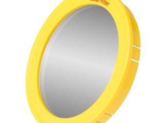 Bresser Solarix 114-500 AZ + Filtru Solar + Adaptor smartphone