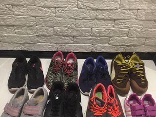 Nike adidas. puma