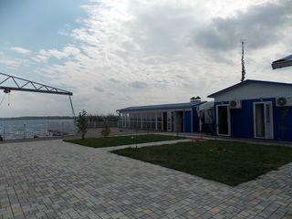 База отдыха на берегу Днестровского лимана