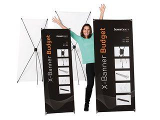 Мобильные и выставочные стенды X-Banner,L-Banner