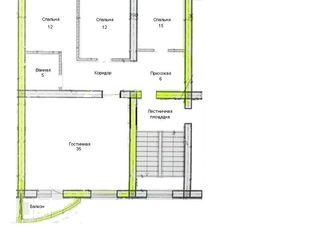 4-комнатная новая, с полуподвалом, собственной стоянкой а/м