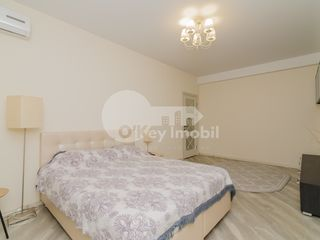 Chirie 1 cameră, bloc nou, reparație euro, Botanica 320 €