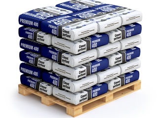 Цемент тарированный марка 400 premium