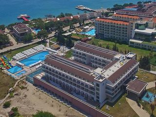 "SPO до 27.06 - вылет 23.08. - Кемер (Бельдиби), отель ""Dosinia Luxury Resort 5*"" от ""Emirat Travel""."