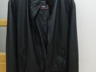 Новая кожаная куртка Lee Cooper