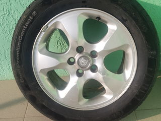Vînd roți originale Jaguar R 16